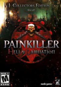 Обложка Painkiller: Hell and Damnation Collector's Edition