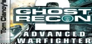 Ghost Recon: Advanced Warfighter 2. Видео #1