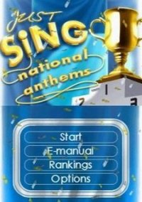 Обложка Just Sing! National Anthems