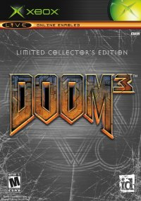 Обложка Doom 3: Limited Collectors Edition