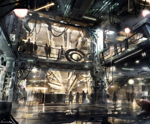 """Следующую Deus Ex могут озаглавить """"Mankind Divided"""""""
