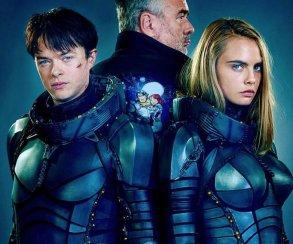 Кара Делевинь косплеит Mass Effect в «Валерьяне» Люка Бессона
