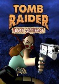 Обложка Tomb Raider 3: The Lost Artifact