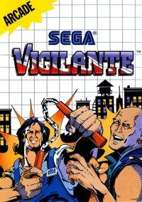 Обложка Vigilante