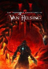 Обложка The Incredible Adventures of Van Helsing 3