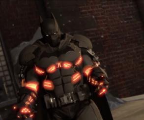 Бэтмен обновил снаряжение для ролика дополнения к Arkham Origins