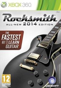 Обложка Rocksmith 2014