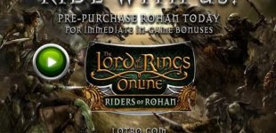 The Lord of the Rings Online: Riders of Rohan. Видео #4