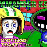 Commander Keen: The Keys of Krodacia – фото обложки игры