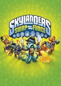 Обложка Skylanders: Swap Force