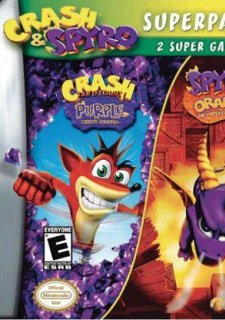 Crash & Spyro Superpack