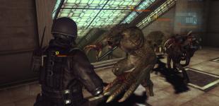 Resident Evil: Revelations. Динамическая тема для PS4