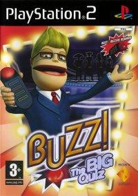 Обложка Buzz! The BIG Quiz
