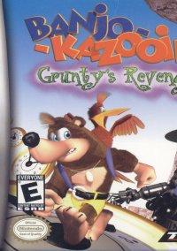 Обложка Banjo-Kazooie: Grunty's Revenge