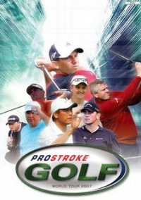 Обложка ProStroke Golf: World Tour 2007