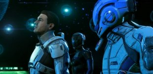 Mass Effect: Andromeda. Геймплейный трейлер с PlayStation Meeting 2016
