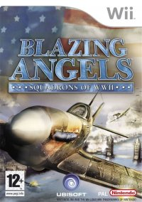 Blazing Angels: Squadrons of WWII – фото обложки игры