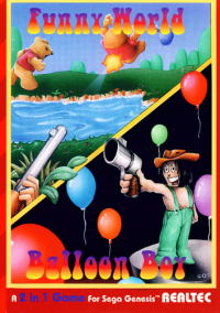 Обложка Funny World & Balloon Boy