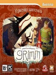 Обложка American McGee's Grimm: Little Red Riding Hood