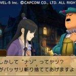 Скриншот Professor Layton vs. Ace Attorney – Изображение 2