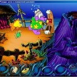 Скриншот Freddi Fish 3: The Case of the Stolen Conch Shell – Изображение 2