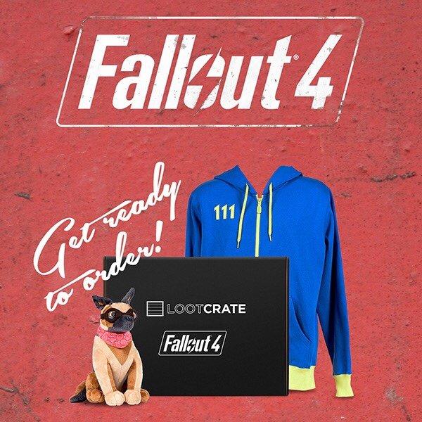 Лимитированный Fallout 4 Loot Crate, фигурки от Funco и хорошая музыка. - Изображение 1