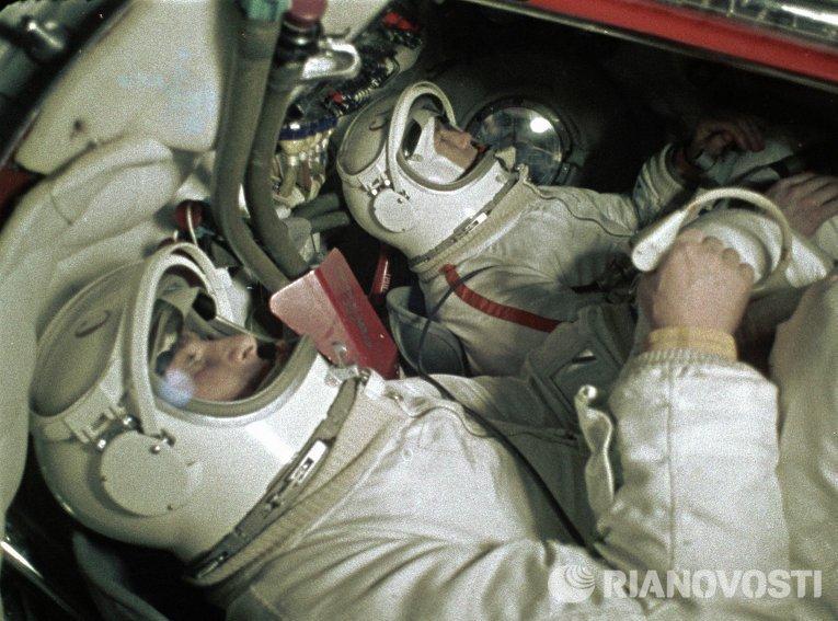 52 года назад человек впервые вышел вкосмос. История Алексея Леонова - Изображение 7