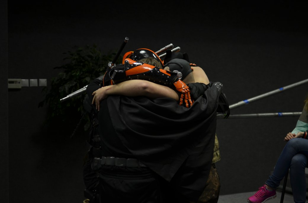 Фотоотчет с «Игромира» и Comic Con Russia, день 4 - Изображение 6