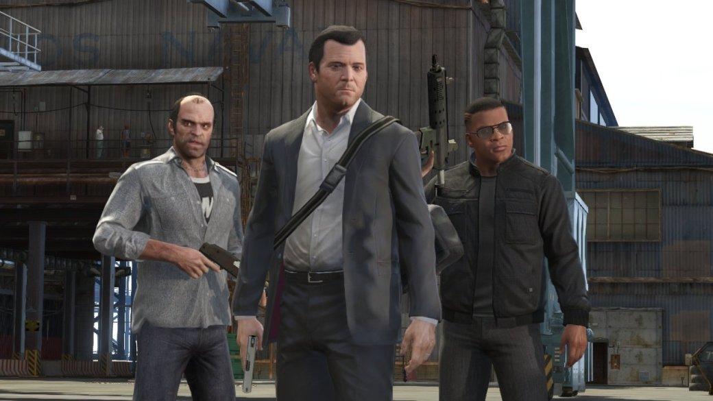 Новый мод добавил в сюжетную кампанию Grand Theft Auto 5 кооператив - Изображение 1