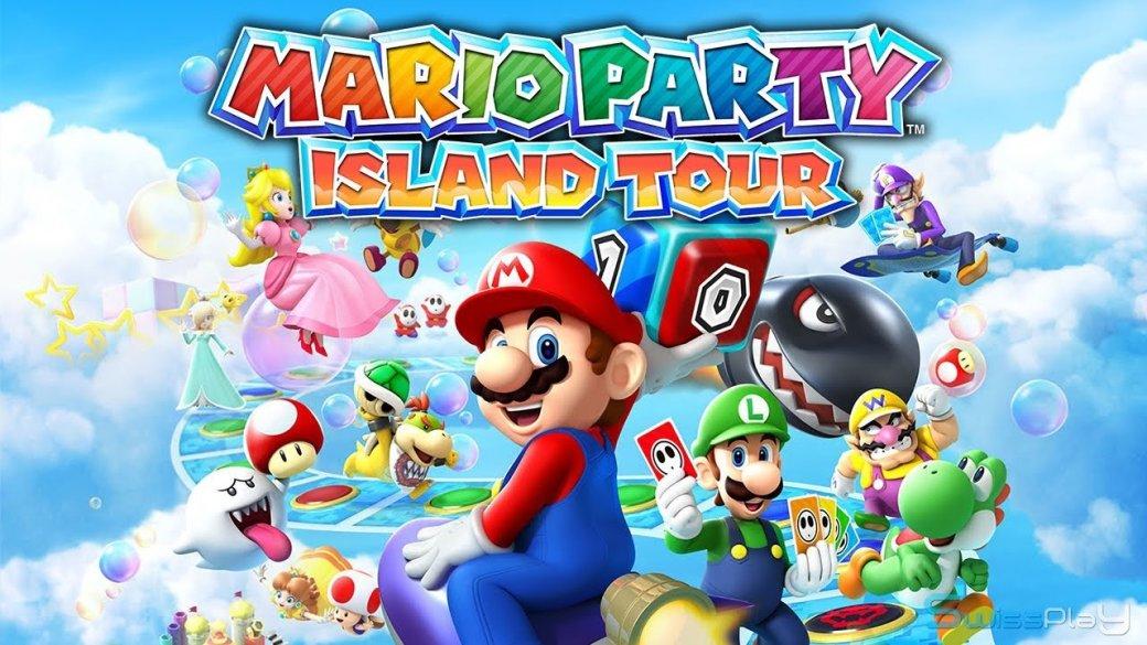 Портативная Mario Party возглавила японские чарты - Изображение 1