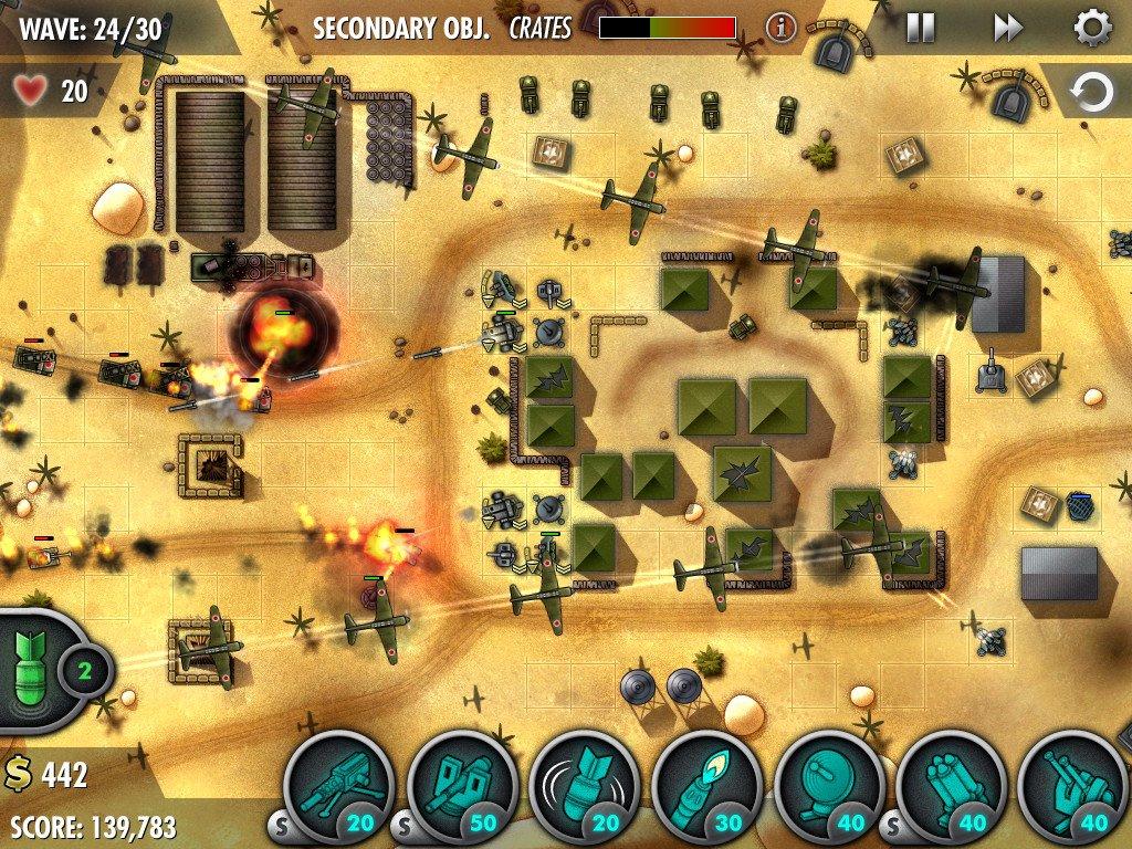 История в кармане: 8 мобильных игр о войне - Изображение 7