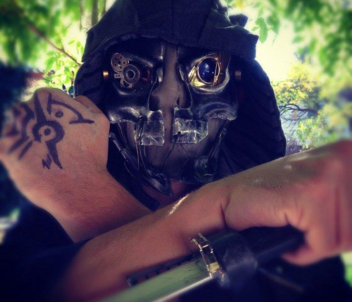 10 лучших косплеев главного героя игры Dishonored - Изображение 5