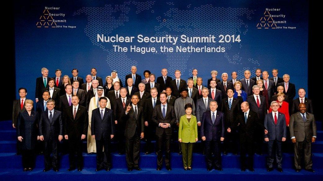 Мировые лидеры сыграли в видеоигру на саммите по ядерной безопасности  - Изображение 1