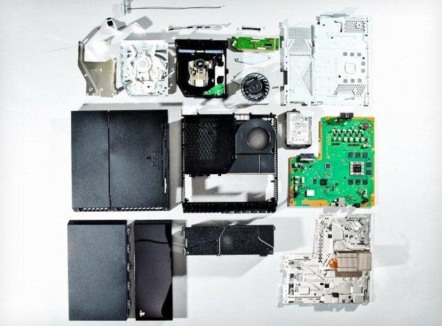 Sony показали внутренности PlayStation 4 за неделю до релиза - Изображение 1
