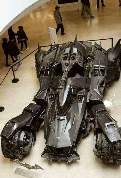 История бэтмобиля: все машины Темного Рыцаря - Изображение 15