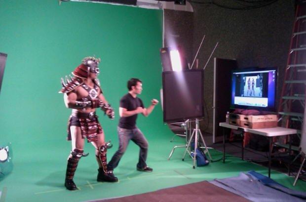 Появились фотографии актеров отмененного HD-переиздания Mortal Kombat  - Изображение 1