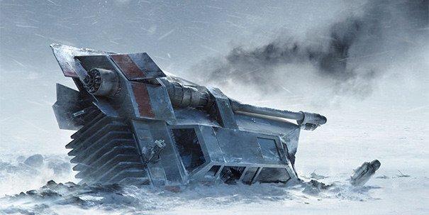 Слух: геймплей Star Wars Battlefront покажут в апреле - Изображение 1