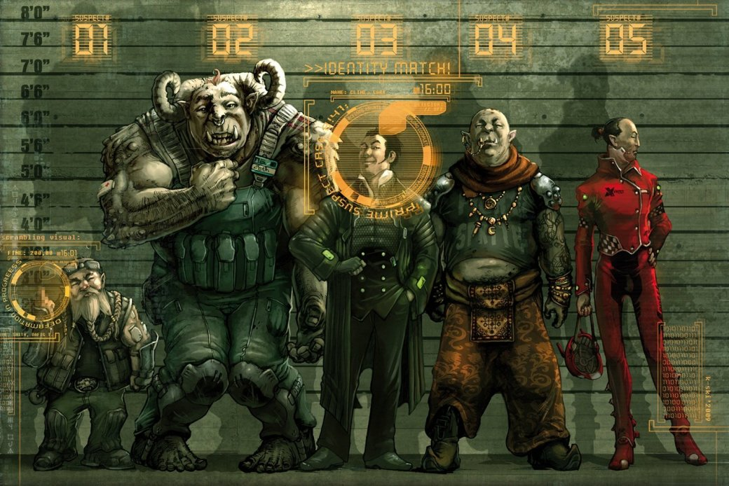 Обзор Shadowrun Returns - Бегущий по эльфийскому лезвию - Изображение 1
