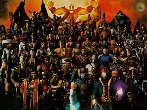 Mortal Kombat: Самые первые впечатления. - Изображение 1