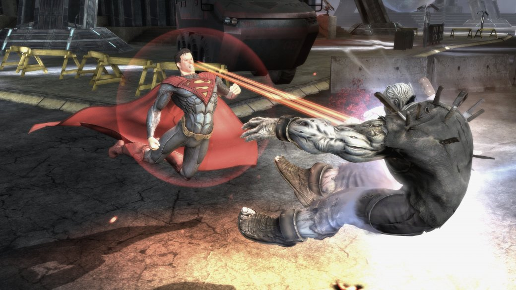 E3: Injustice: Gods Among Us - наши впечатления. - Изображение 2