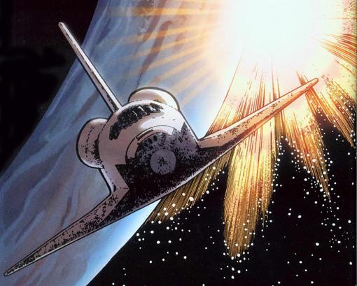 Комиксы: Orbiter - Изображение 5