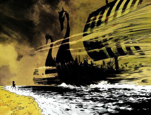 Комиксы: Northlanders - Изображение 2