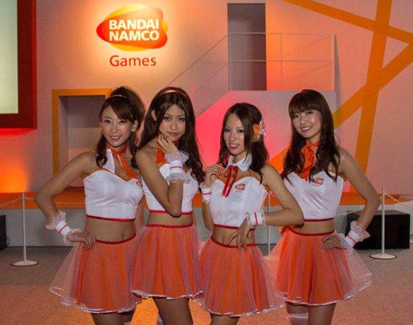 Девушки с Asia Game Show 2012 - Изображение 4