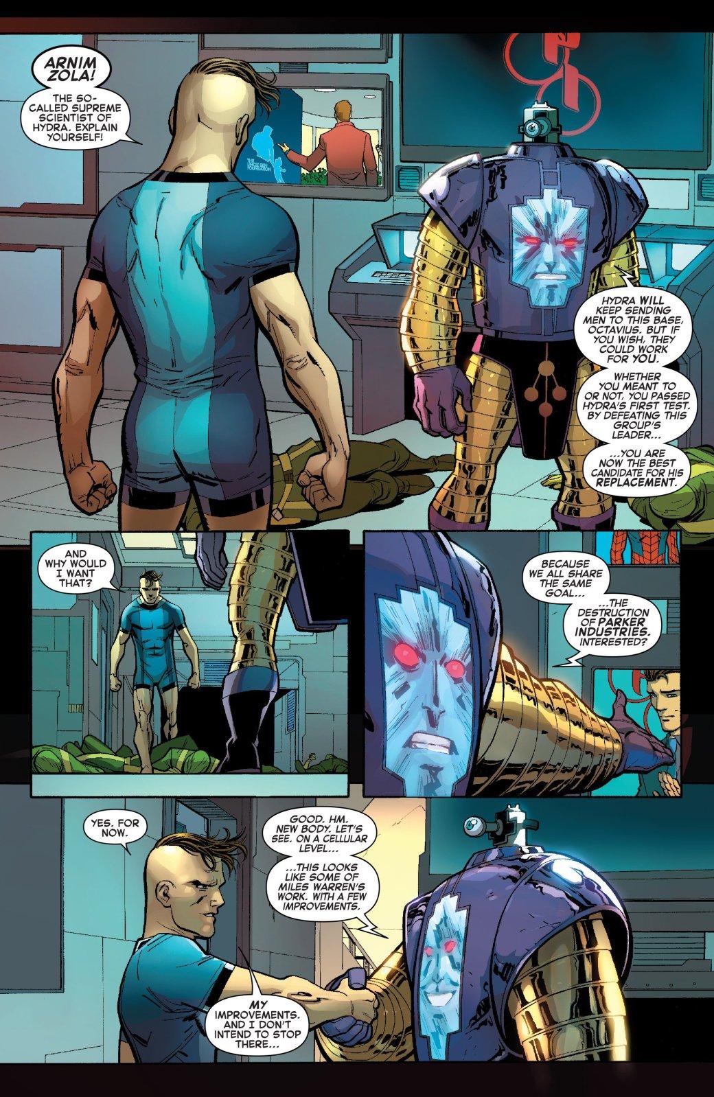 В жизнь Человека-паука вернулись сразу два врага, и оба в новом виде - Изображение 5