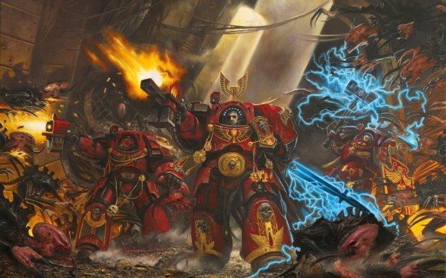 Ликбез по Warhammer 40000 от Шона. - Изображение 1