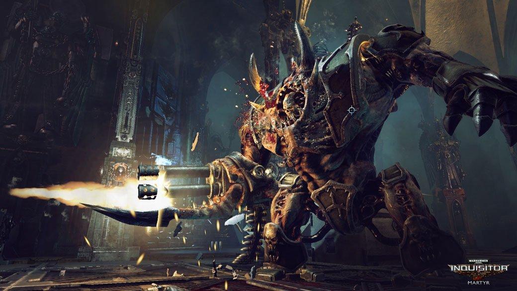 Какой будет Warhammer 40000: Inquisitor — Martyr - Изображение 1