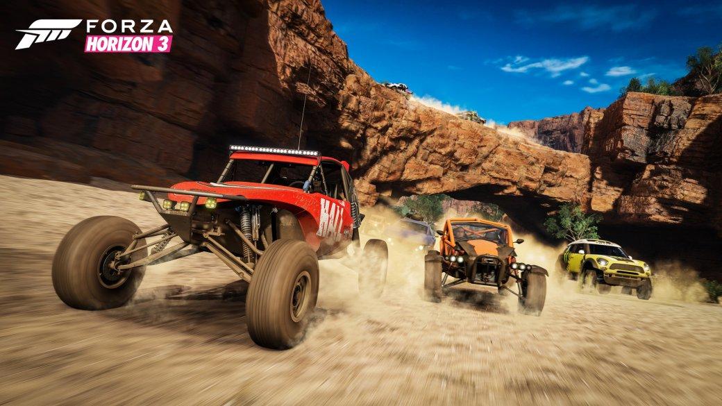 Forza Horizon 3: сотни машин, открытый мир и идеальный кооператив - Изображение 3