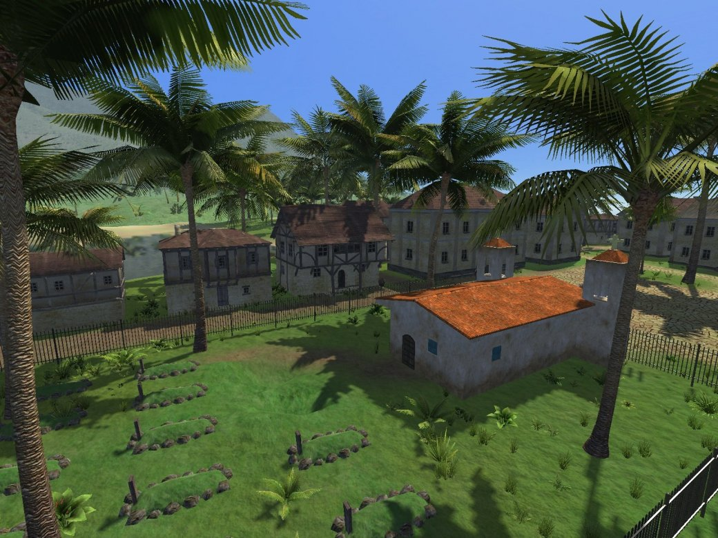 Новые Корсары: превью «Огнем и мечом 2: На Карибы!» - Изображение 6