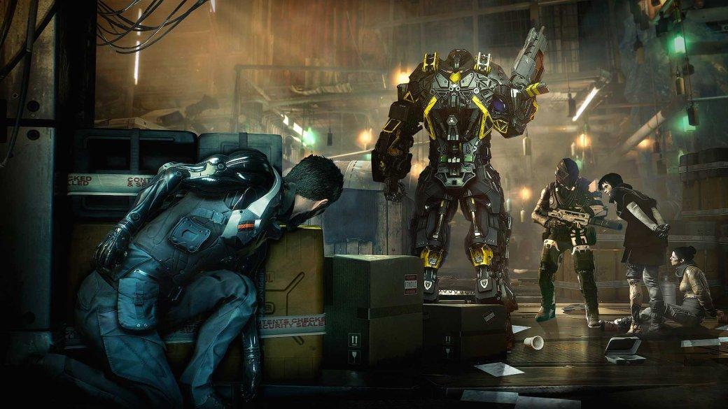 Опубликованы системные требования Deus Ex: Mankind Divided - Изображение 1