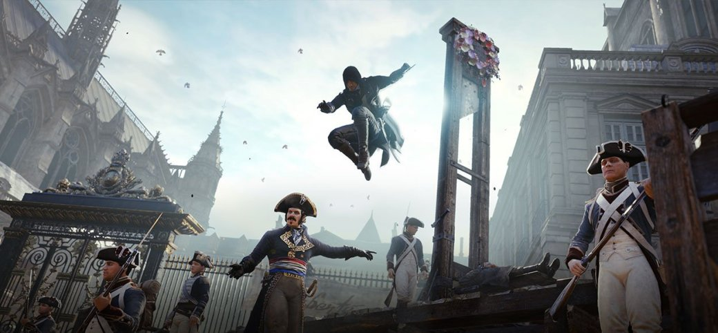 Assassin's Creed Unity. Берем? - Изображение 9